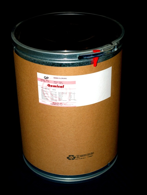 KRAFT PAPER DRUM 35, 2 internal bags