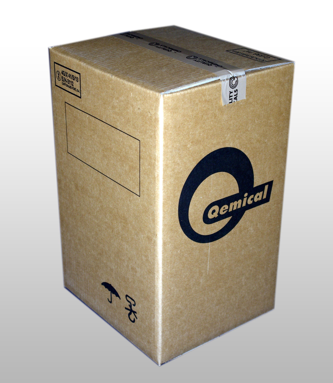 FIBREBOARD BOX 40, 2 internal bags