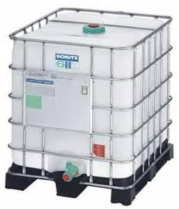 GRG(IBC) 1000 L. PLASTIC PALLET