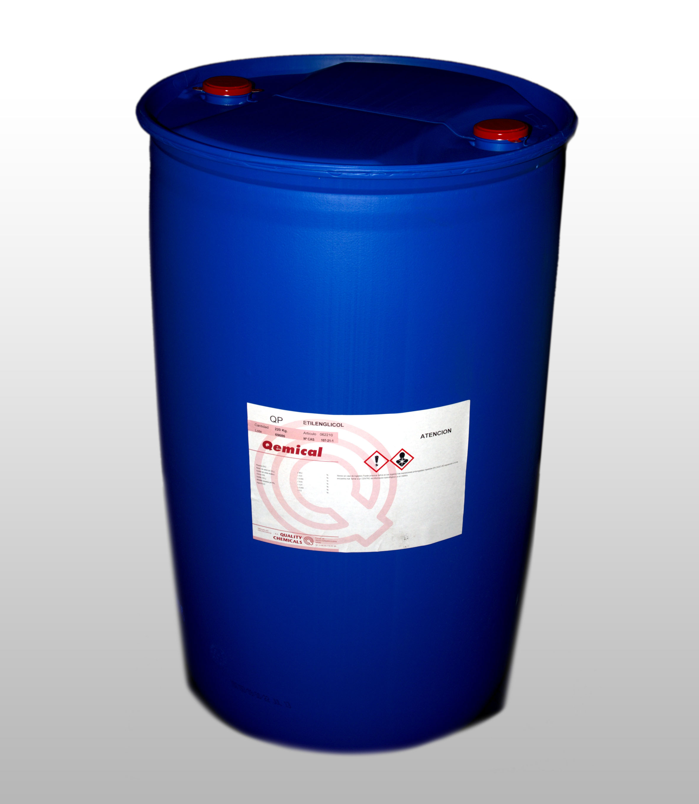 LIQUID PLASTIC DRUM 200 L